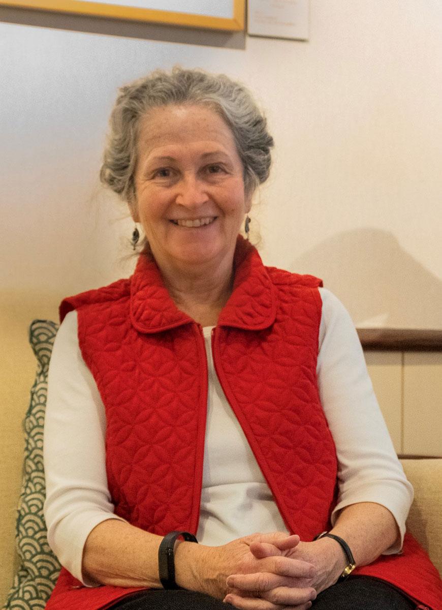 Deb O'Neill, R.N. Health and Wellness Coordinator at Thornton Oaks