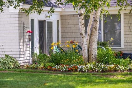 Thornton Oaks cottage garden