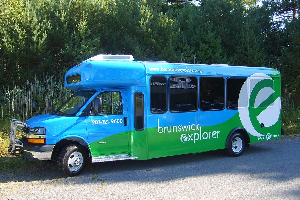 Brunswick Explorer bus transports residents to area cultural events