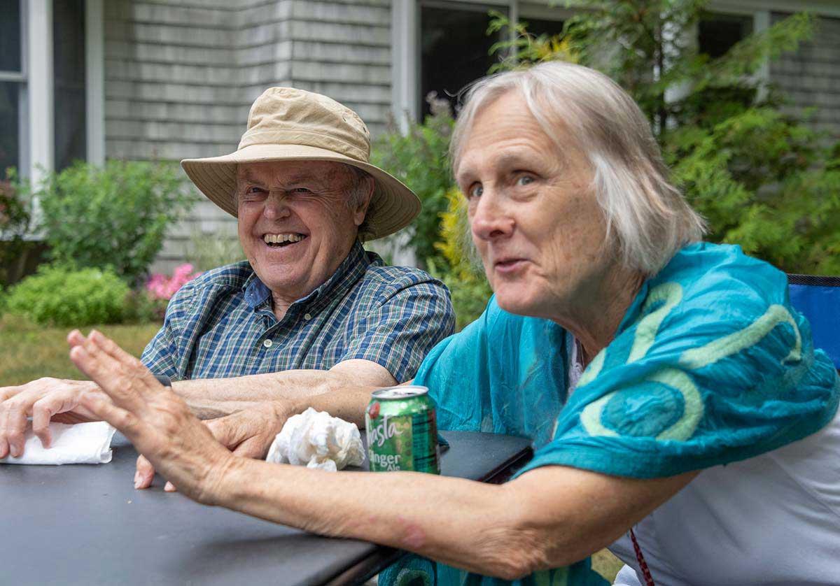Thornton Oaks Retirement Community resident testimonial from John and Connie